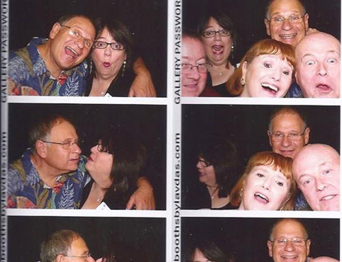 The Photo Booth at the 2013 Reunion