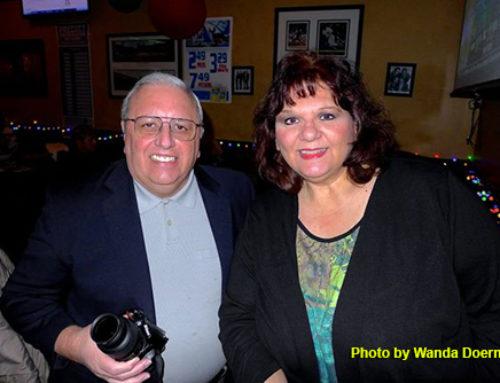 Raymond Previ and Corinne Aguilar – Christmas 2013