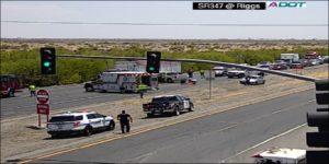 SR 347 Accident