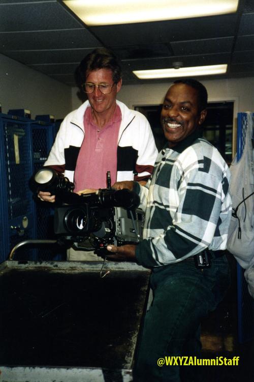 Earl Wilson and Nate Penn