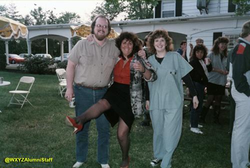 Bob Clinkingbeard, Helen Pasakarnis, Wanda Doerner