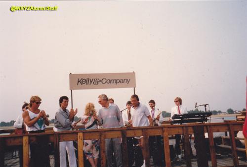 Kelly & Company on location