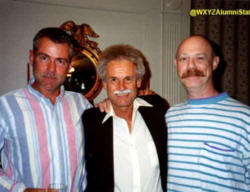 The Three Mustaches at WXYZ