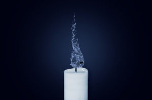 Extinquished Candle