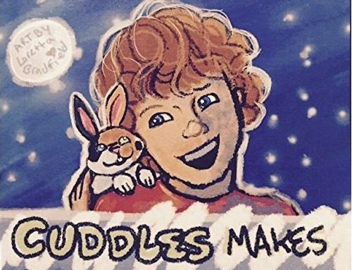 Cuddles Makes A New Friend by Tara Edwards