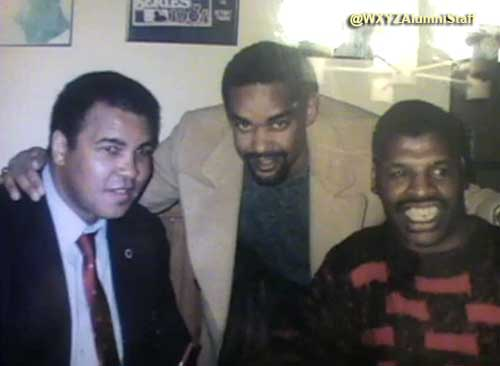 Herman McKalpain, Leon Sparks, Muhammad Ali