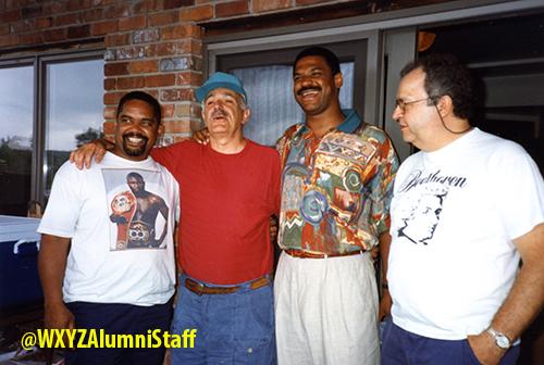 Herman McKalpain, Mike Kalush, Frank Turner, Chuck Bowman
