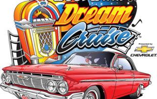 Woodward Dream Cruise - 2013