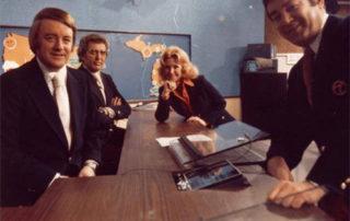 Bill Bonds, John Kelly, Marilyn Turner, Al Ackerman