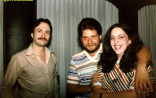 Dwight Major, Harry Greener, Eileen Greener