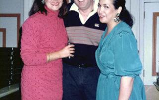 Jan Belevich, Vince Wade, Rosa Ybarra