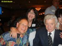 Harry and Eileen Greener; Bill Bonds; Chris Ruzzin