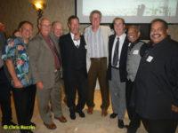 Harry Greener, Ron Little, Geoff Pekarek, ?????, John Gildersleeves, ?????, Herman McKalpain