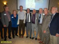 Dave Meinhard, Sue McGill, Earl Wilson, John Gildersleeve, Mike Kalush, ?????, Ron Little, John Gross, Chris Ruzzin