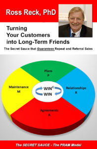 Turning Your Customers into Long-Term Friends by Ross Reck