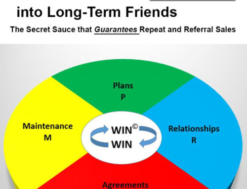 Turning Your Customers into Long-Term Friends: The Secret Sauce that Guarantees Repeat and Referral Sales [Kindle & Paperback Editions]