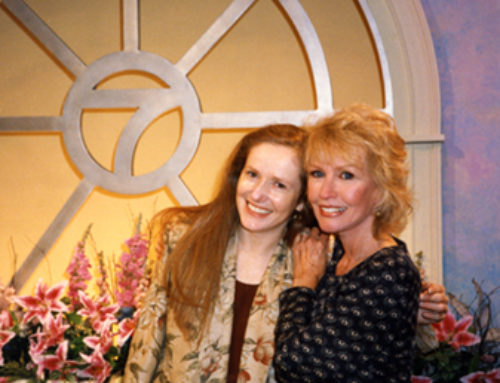 Wanda Doerner and Marilyn Turner