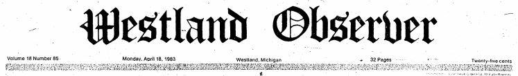 Westland Observer