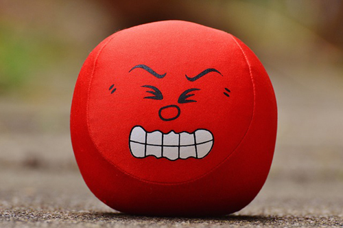 Anger - Rage