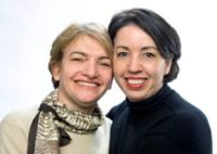 Melba Abreu & Beatrice Hernandez