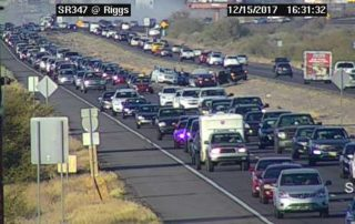 AZ 347 Accident - December 15, 2017