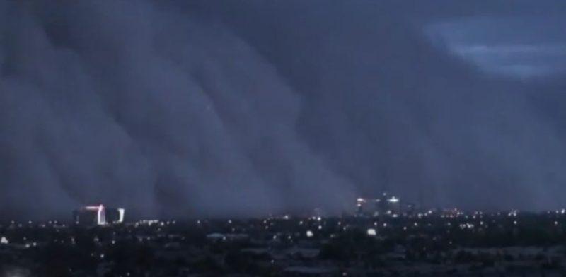 Dust Storm (Haboob)