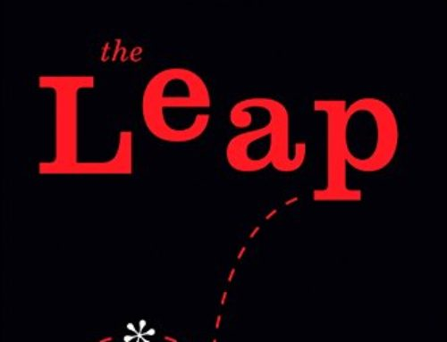 The Leap: How 3 Simple Changes Can Propel Your Career from Good to Great [Kindle Edition]