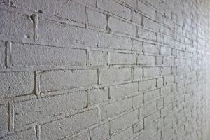 Brick Wall - Border Wall