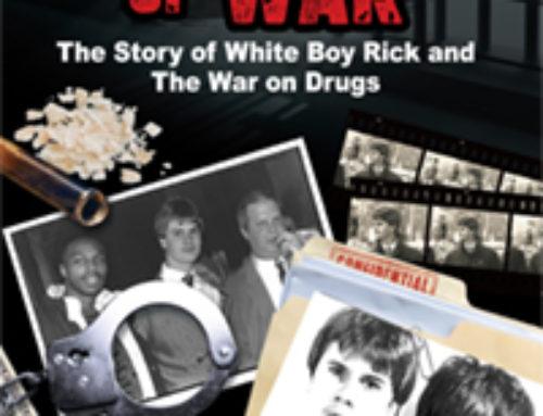 White Boy Rick Being Played by Matthew McConaughey